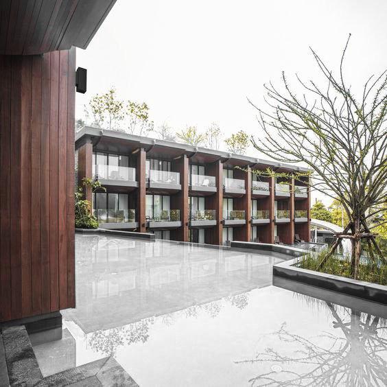 Tiêu chuẩn thiết kế khách sạn 4 sao -kiến trúc & nội thất | Ráp Concept